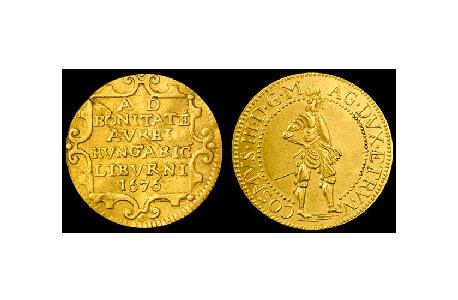 ongaro Livorno gold florentine coin florin florence jewelry torrini