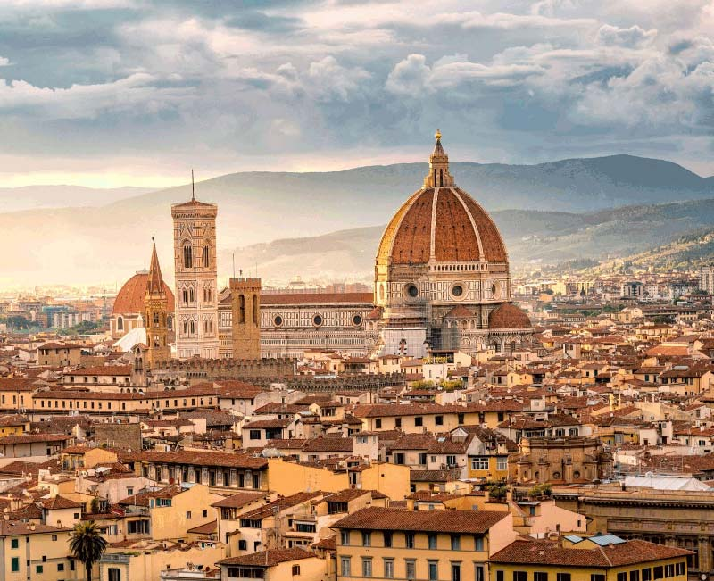 florence italy dome cathedral
