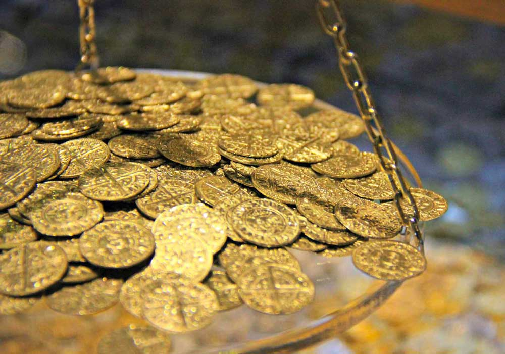 coin gold florin mint florence