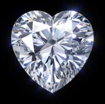 heart diamond cut