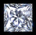 princess diamond cut
