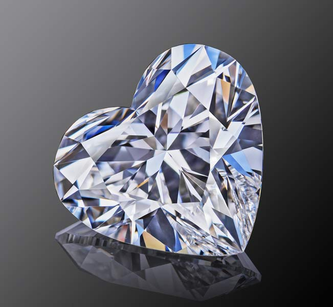 heart diamond cut