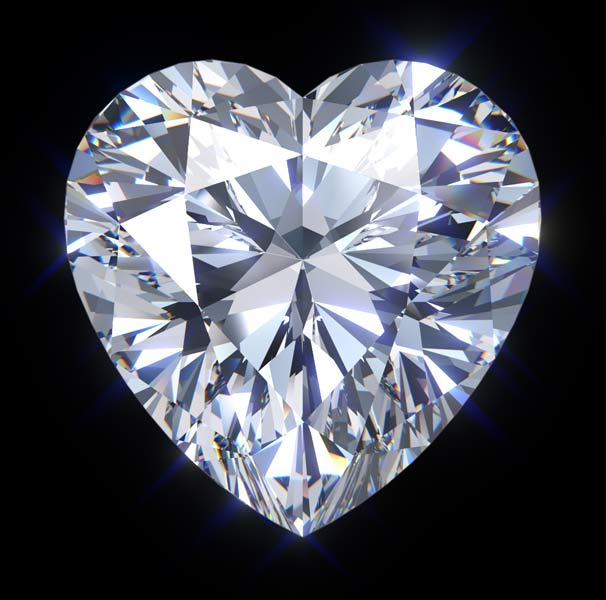 heart-cut-diamond