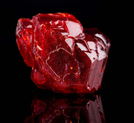 perfect ruby mineral