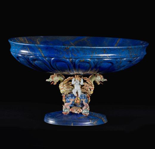 lapis lazuli cup