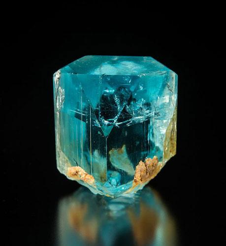 blue topaz mineral
