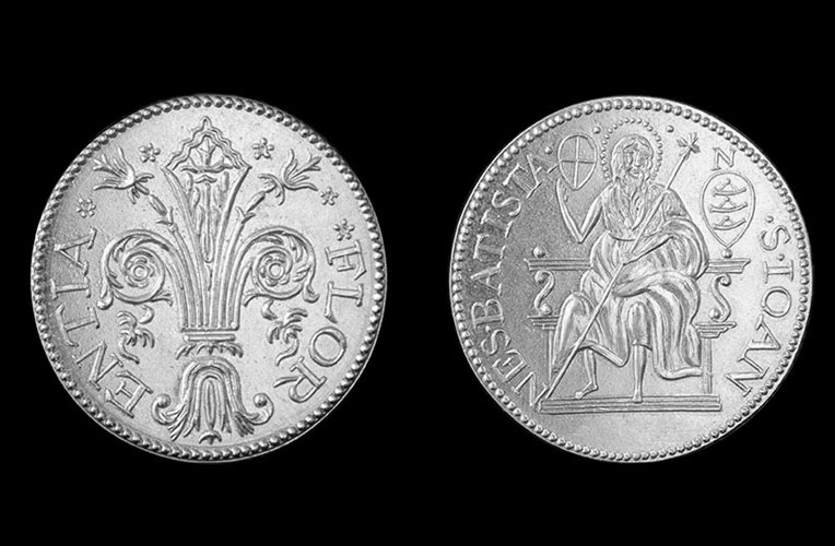 silver coin cotale florence torrini