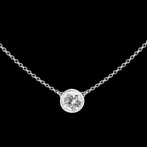 diamond neckalce
