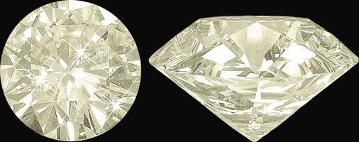 diamond color j