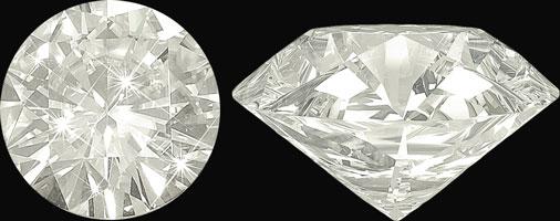 diamond color f