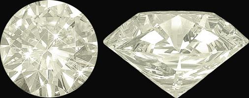 diamond color h