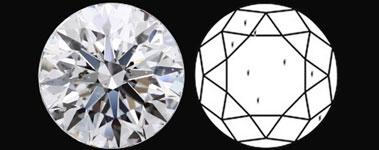 slightly-included-diamond grade