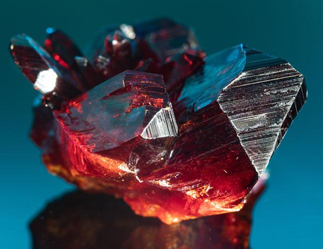 garnet mineral gemstone red