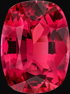 red spinel gemstone birthstone