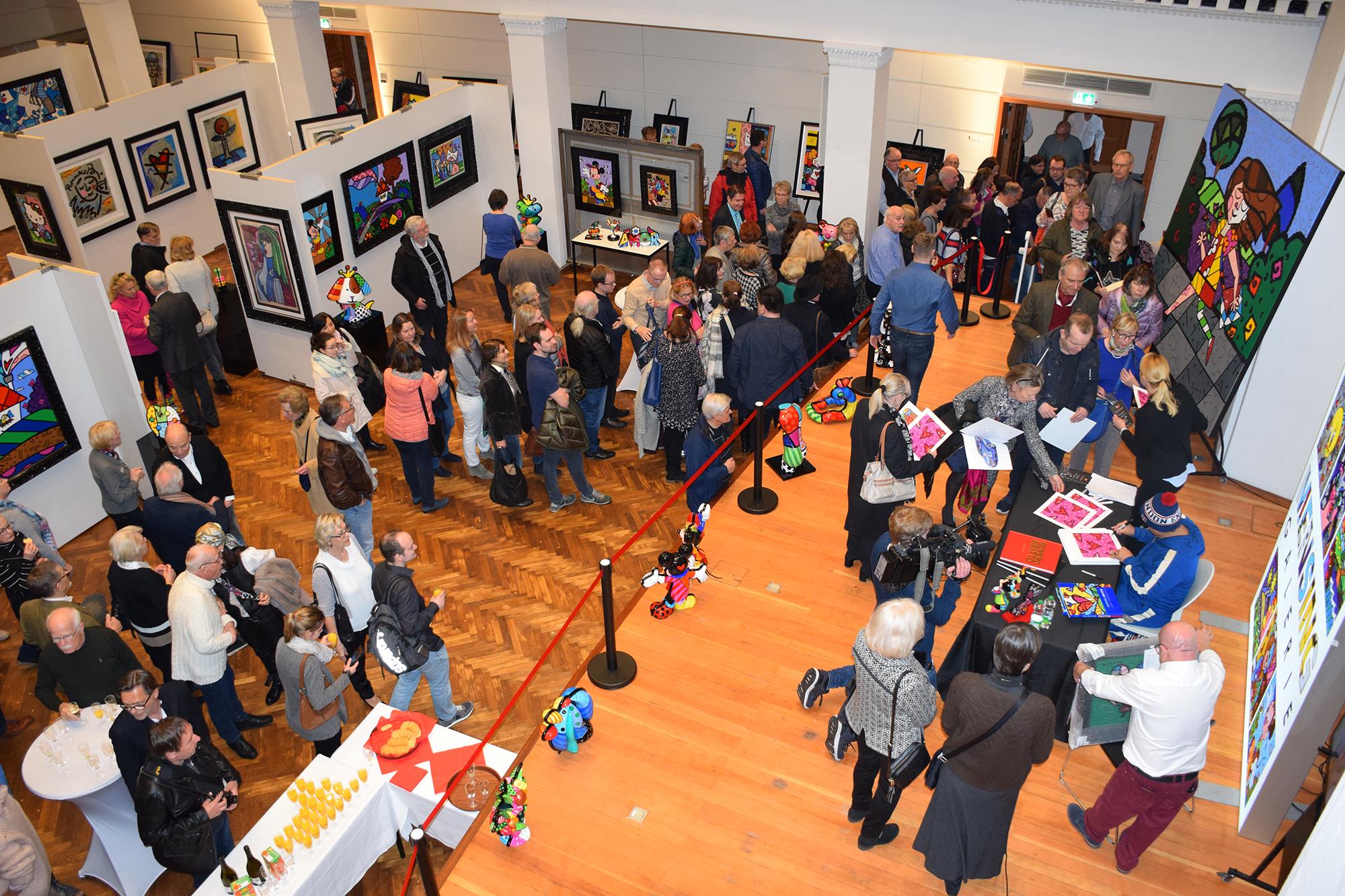 Fazzino-Ausstellung in Hannover