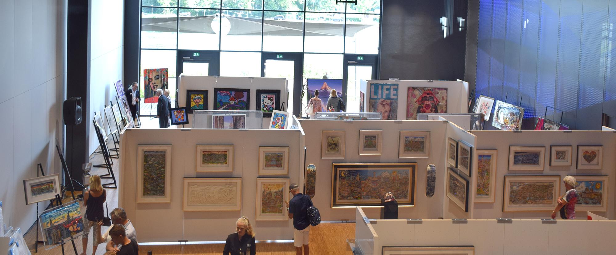 Fazzino-Ausstellung im Bodensee-Forum