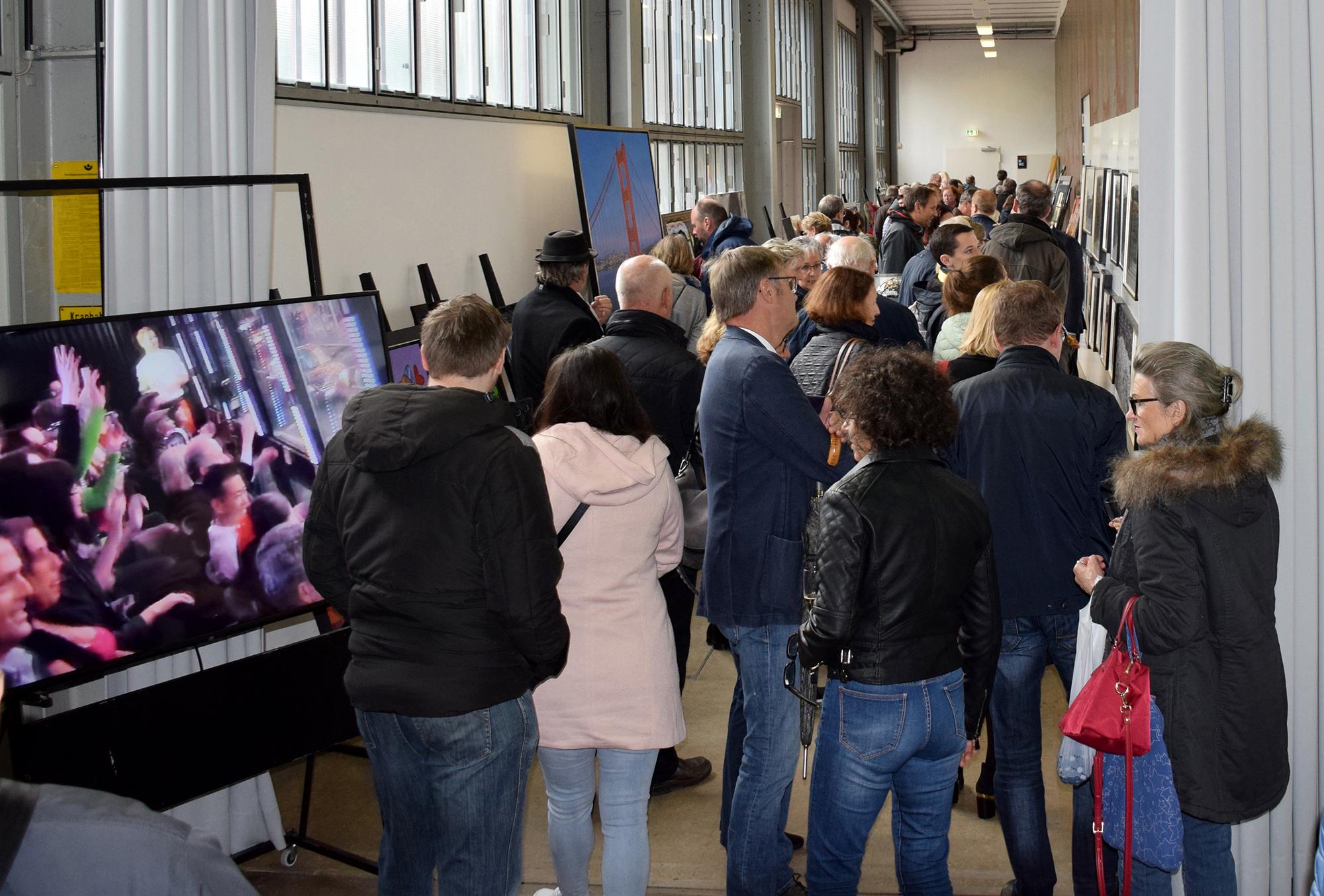 Fazzino-Ausstellung in der Zeche Zollverein