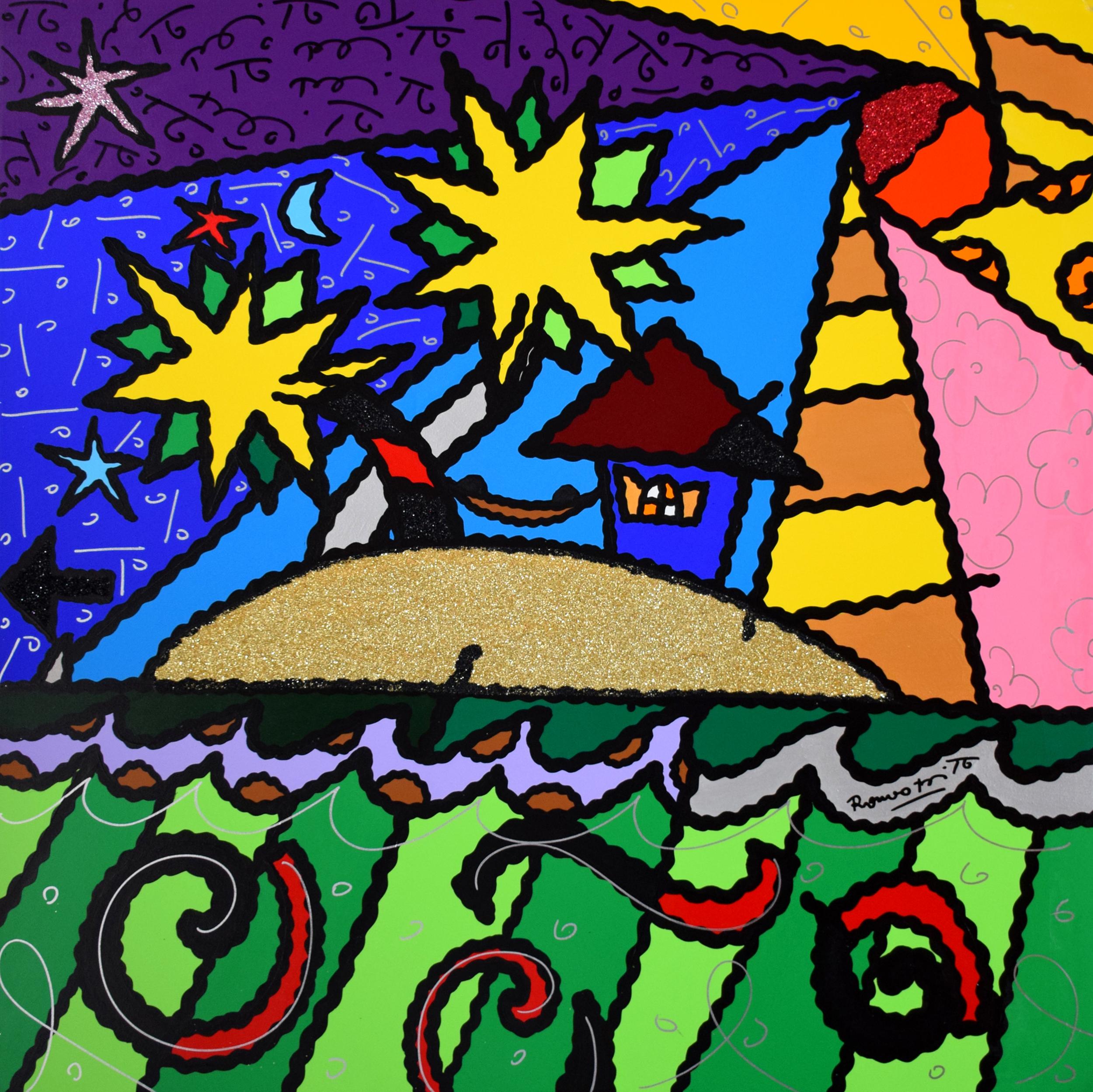 Romero Britto - Paradise , 5603-012-532