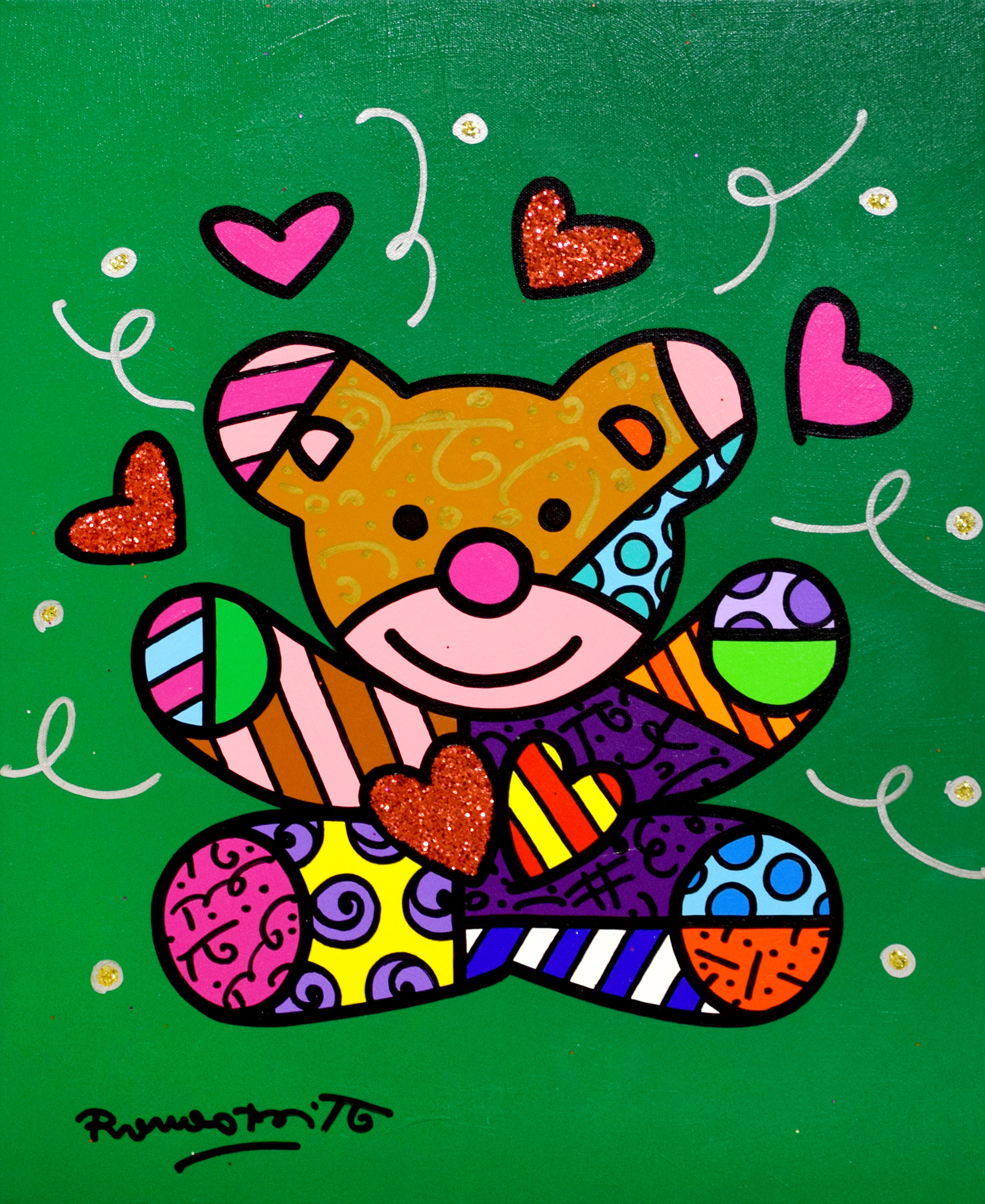 Romero Britto - Memories , 5603-012-872