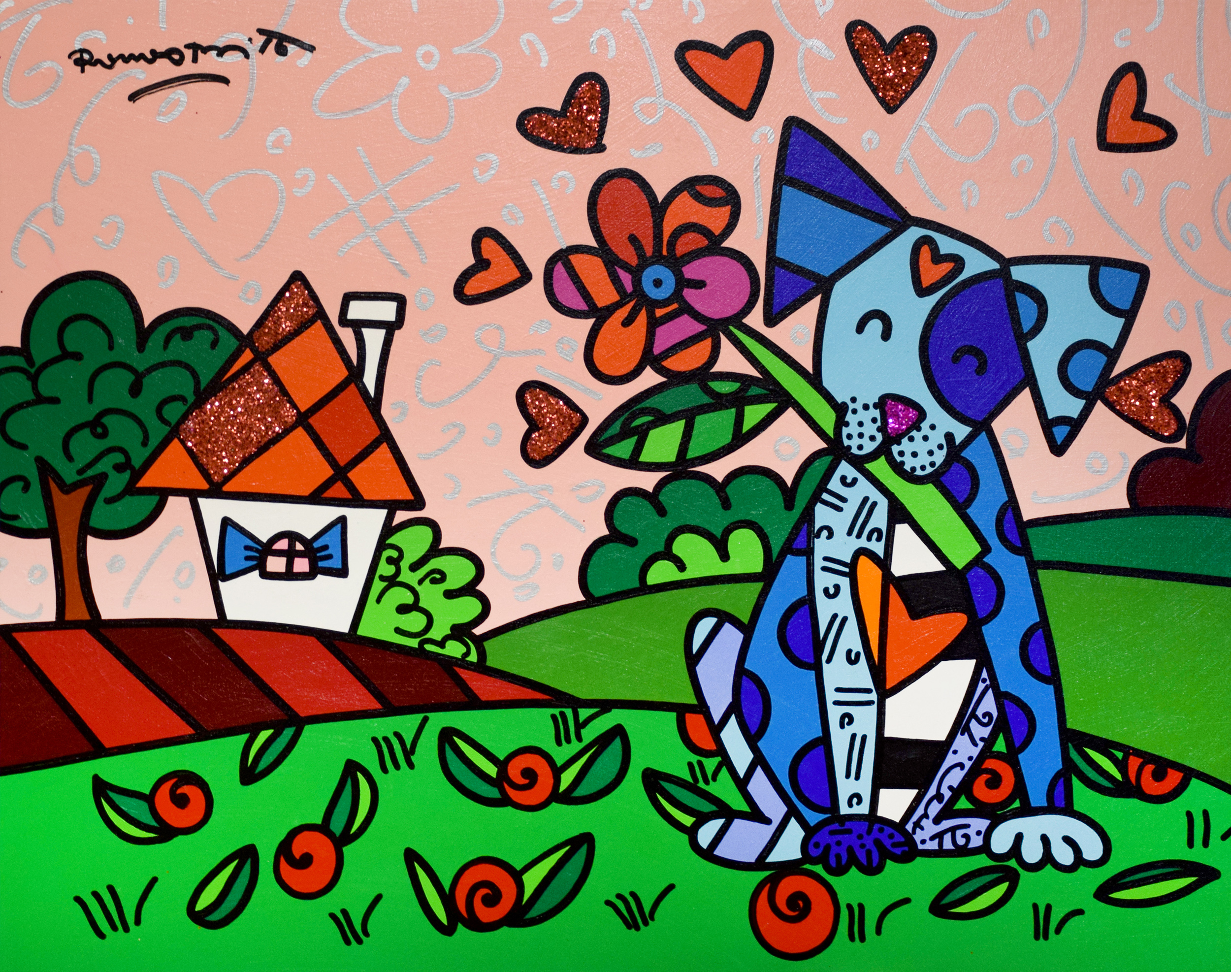 Romero Britto - Home , 5603-012-879