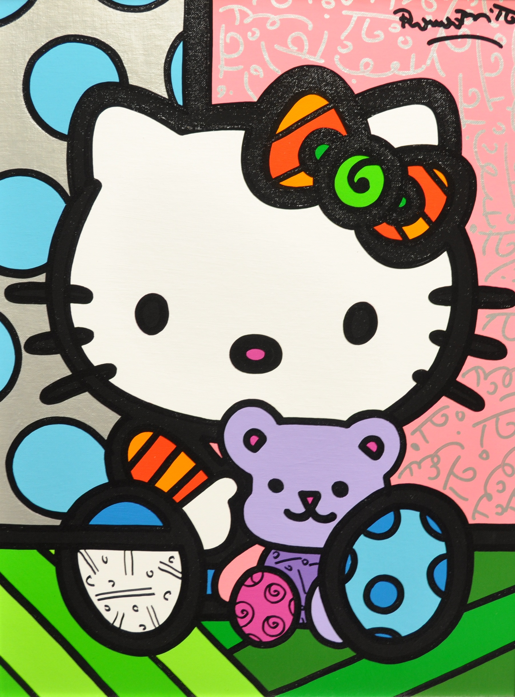 Romero Britto - Best Friends , 5603-012-345