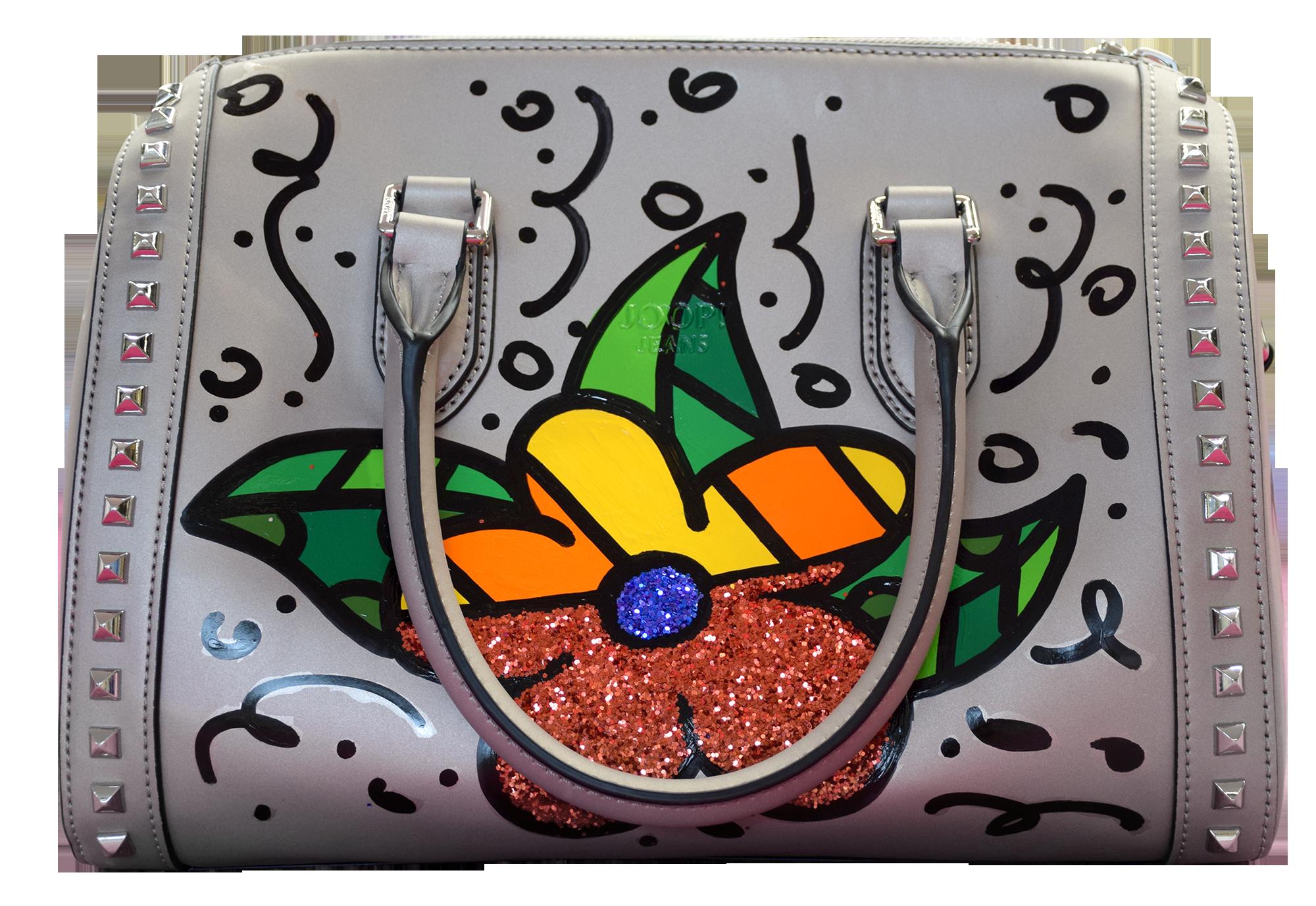 """Romero Britto - Tasche Joop! Jeans """"Flower"""" , 5603-011-006"""