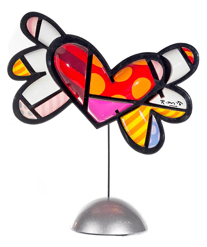 Romero Britto - Going North , 0603-011-166