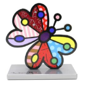 Romero Britto - Garden Butterfly , 0603-011-198