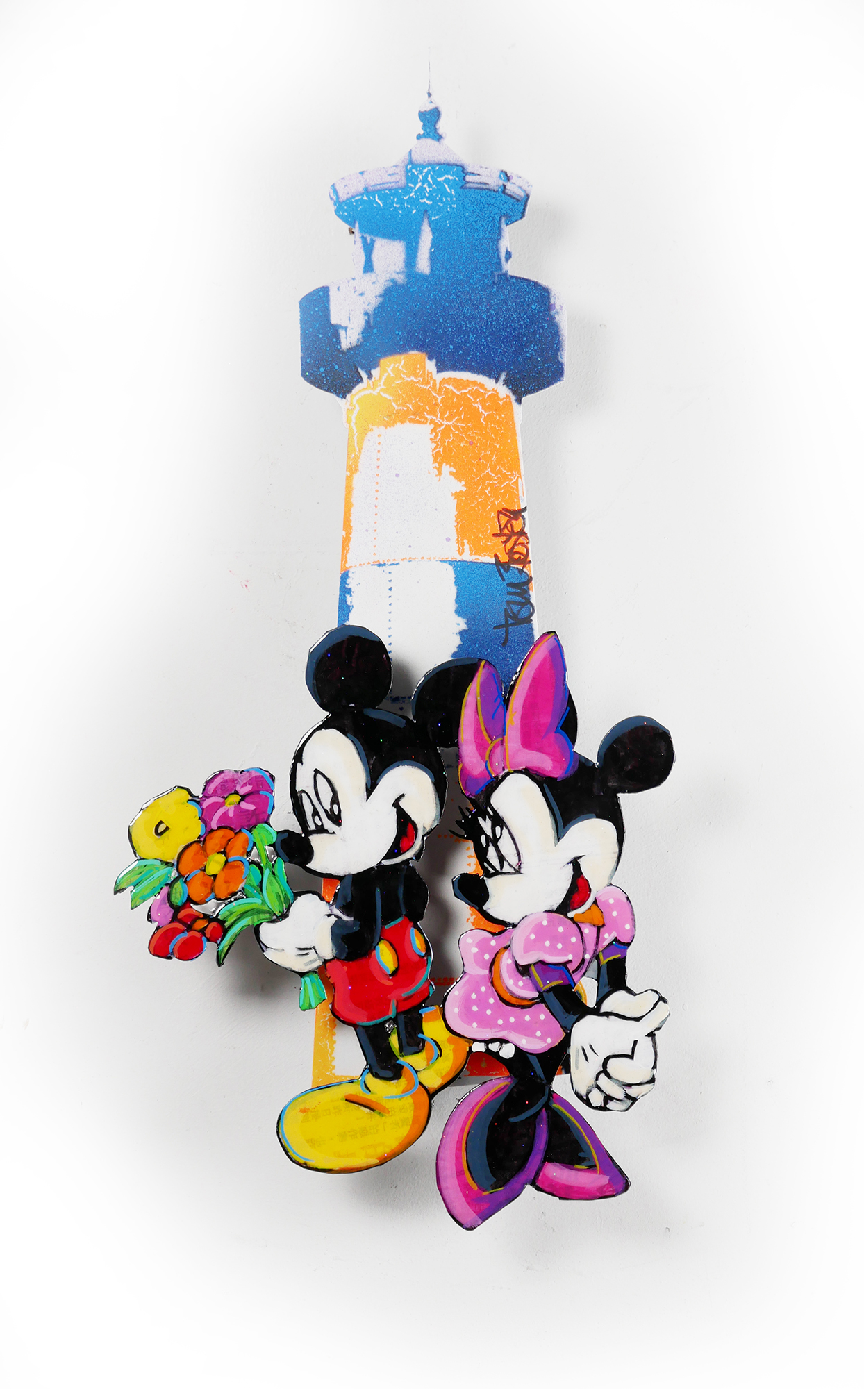 Tom Boston - My Light (Mickey & Minnie) , 8022-006-064