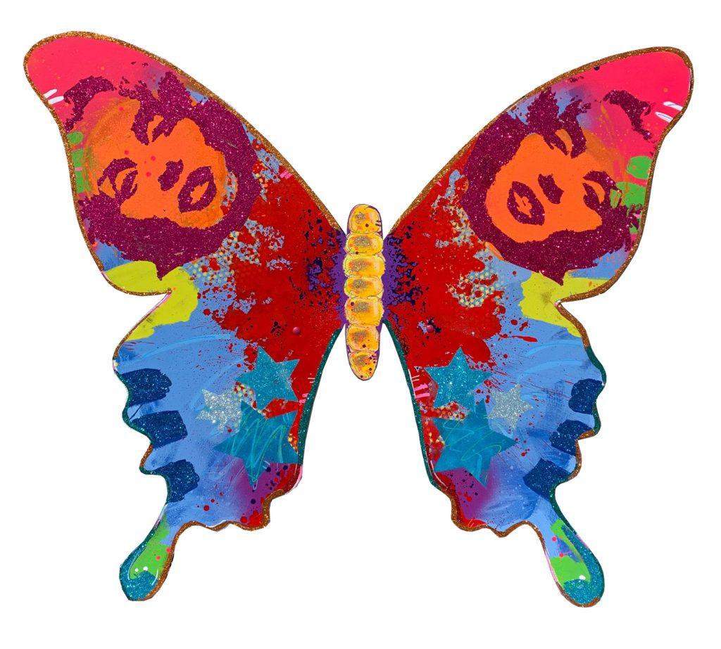 Tom Boston - Butterfly , 8022-006-091