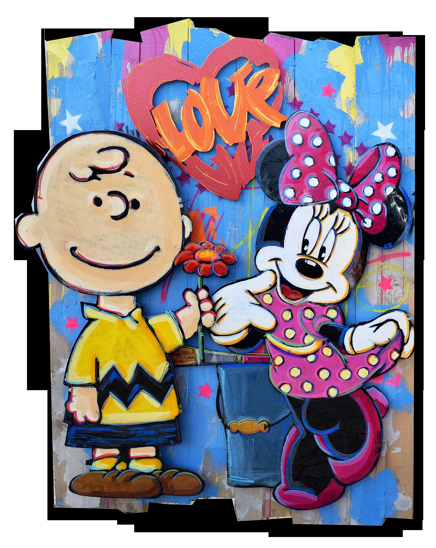 Tom Boston - Charlie loves Minnie , 8022-006-190
