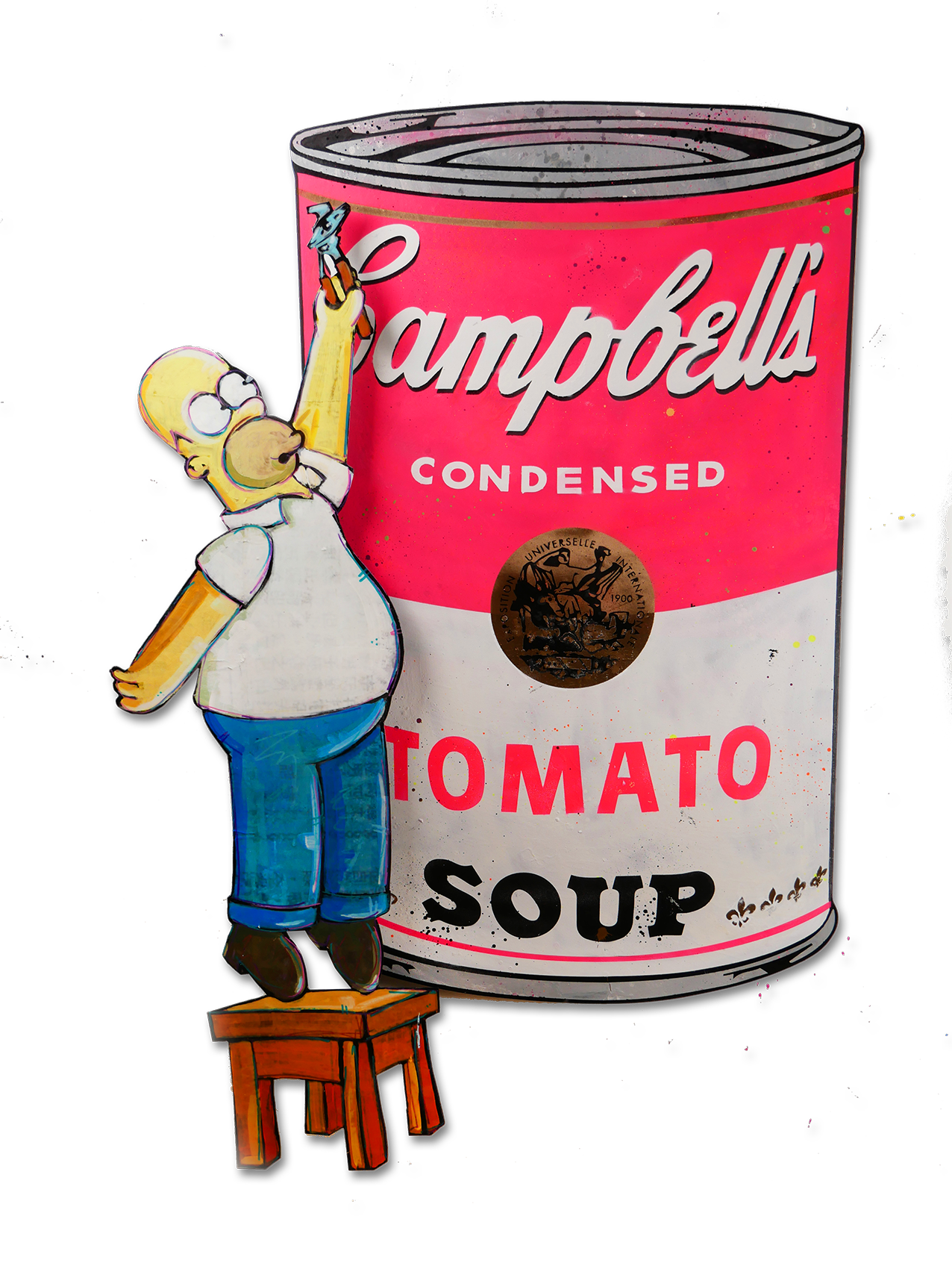 Tom Boston - Homer's Tomato Soup , 8022-006-197