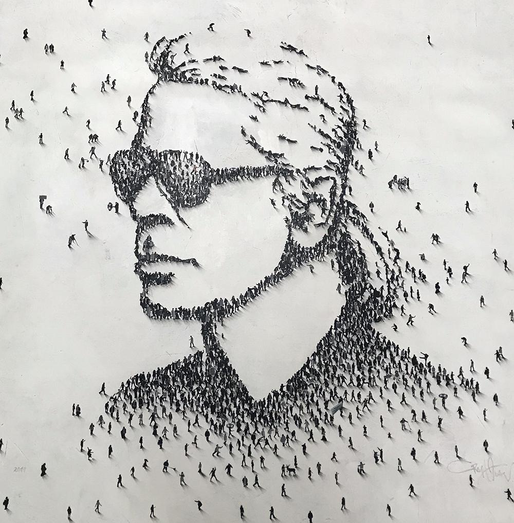 Craig Alan - Karl Lagerfeld , 5555-012-627