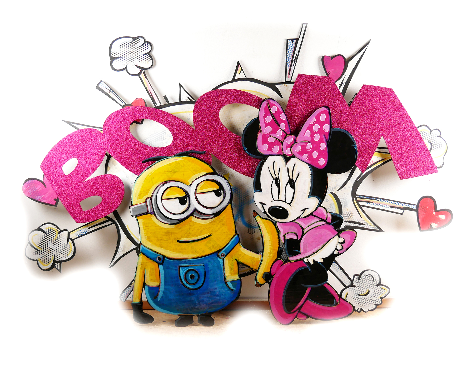 Tom Boston - Boom (Minnie & Minion) , 8022-006-216