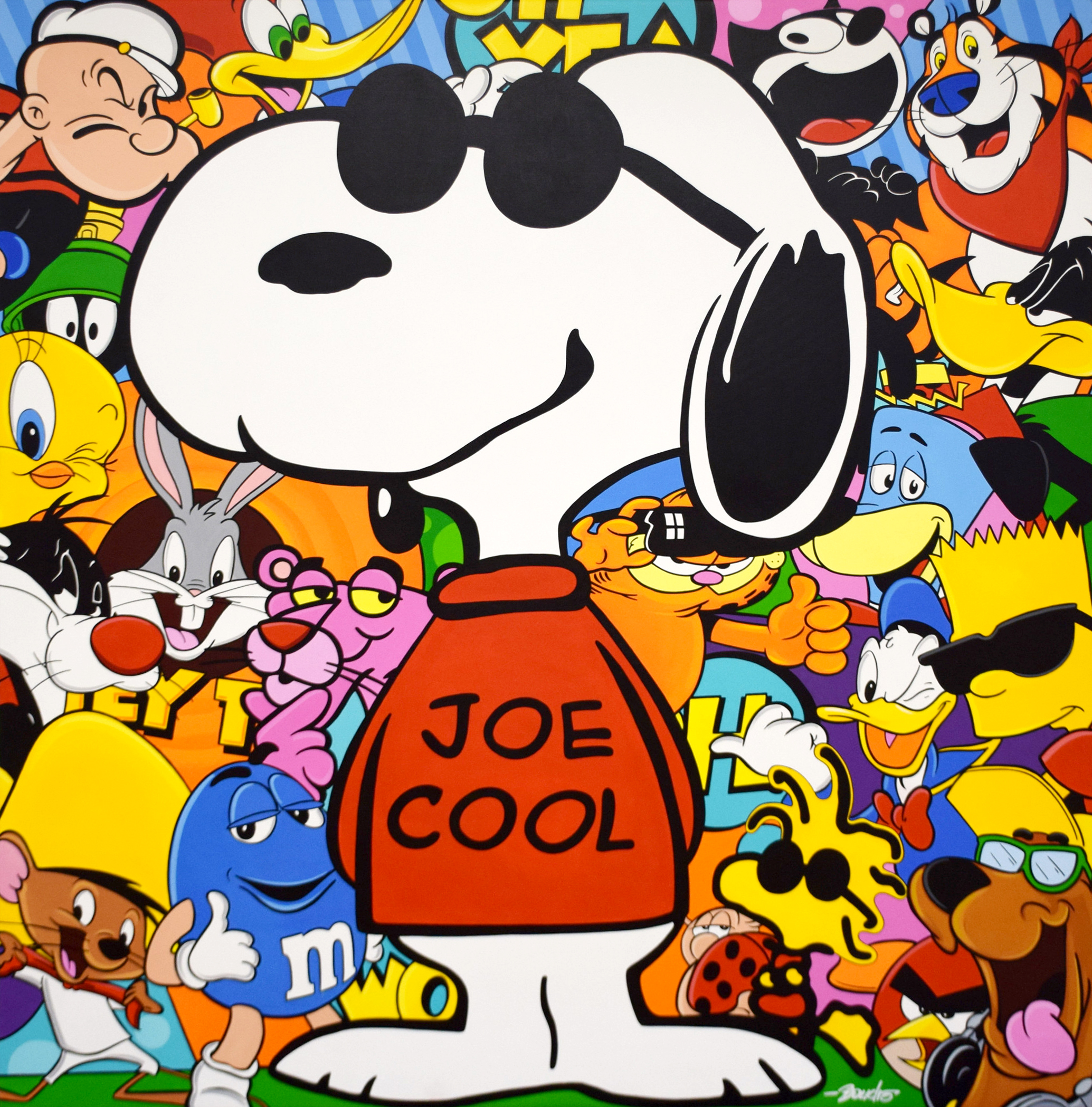 Guy Boudro - Joe Cool (the Coolest) , 9200-012-015
