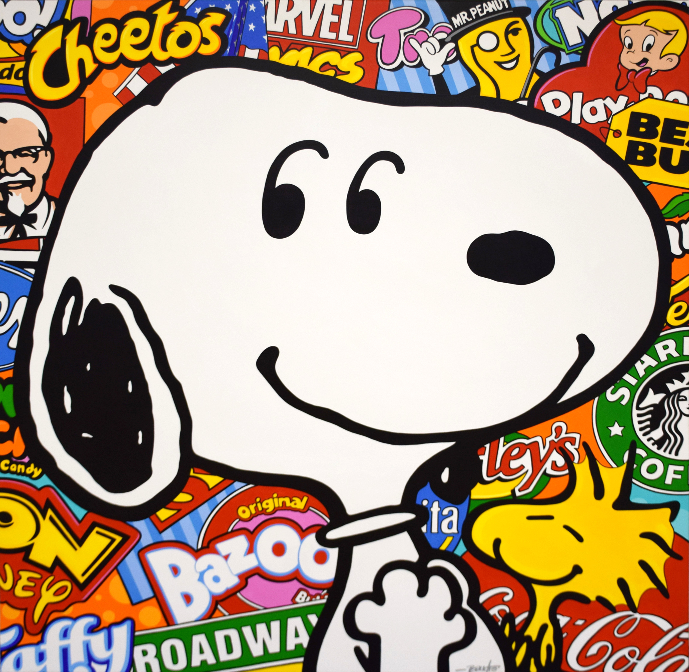 Guy Boudro - Snoopy , 9200-012-019