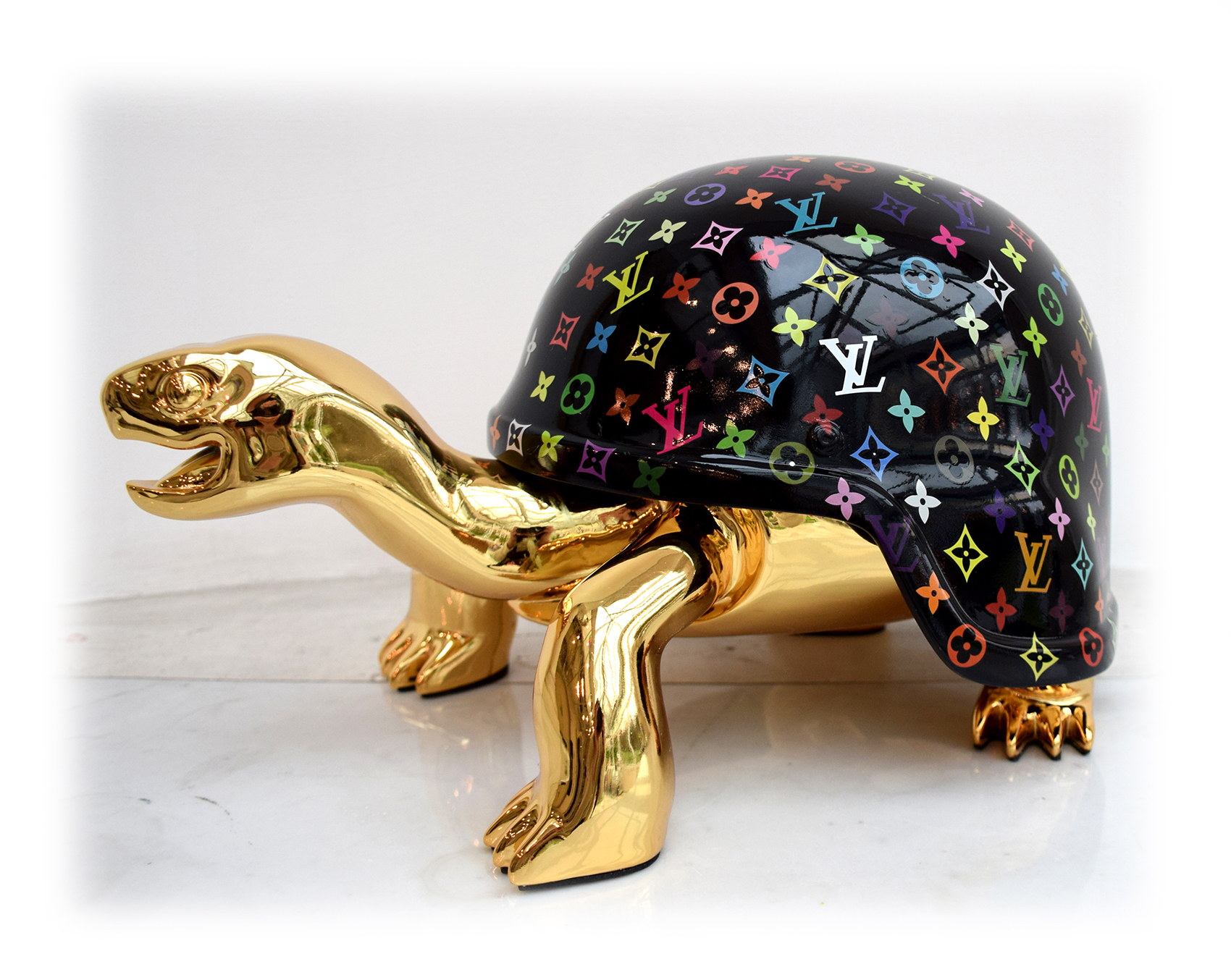 Diederik - Turtle (Black Fashion) , 4504-011-005