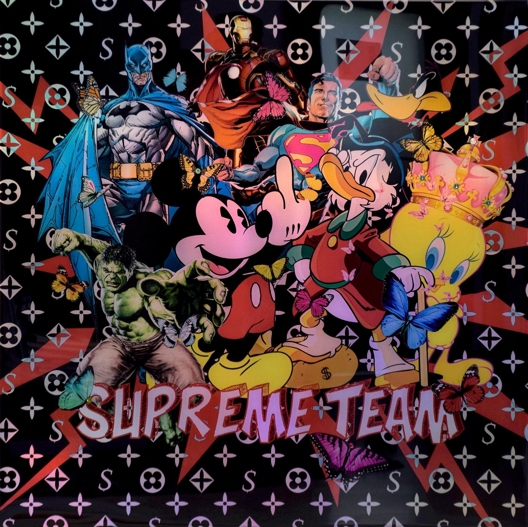 Diederik - Supreme Team , 4504-016-259