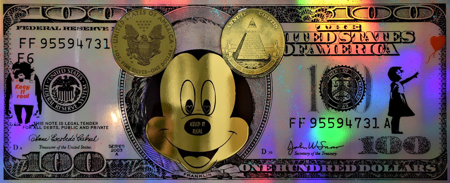 Diederik - Banksy Mouse , 4504-016-265