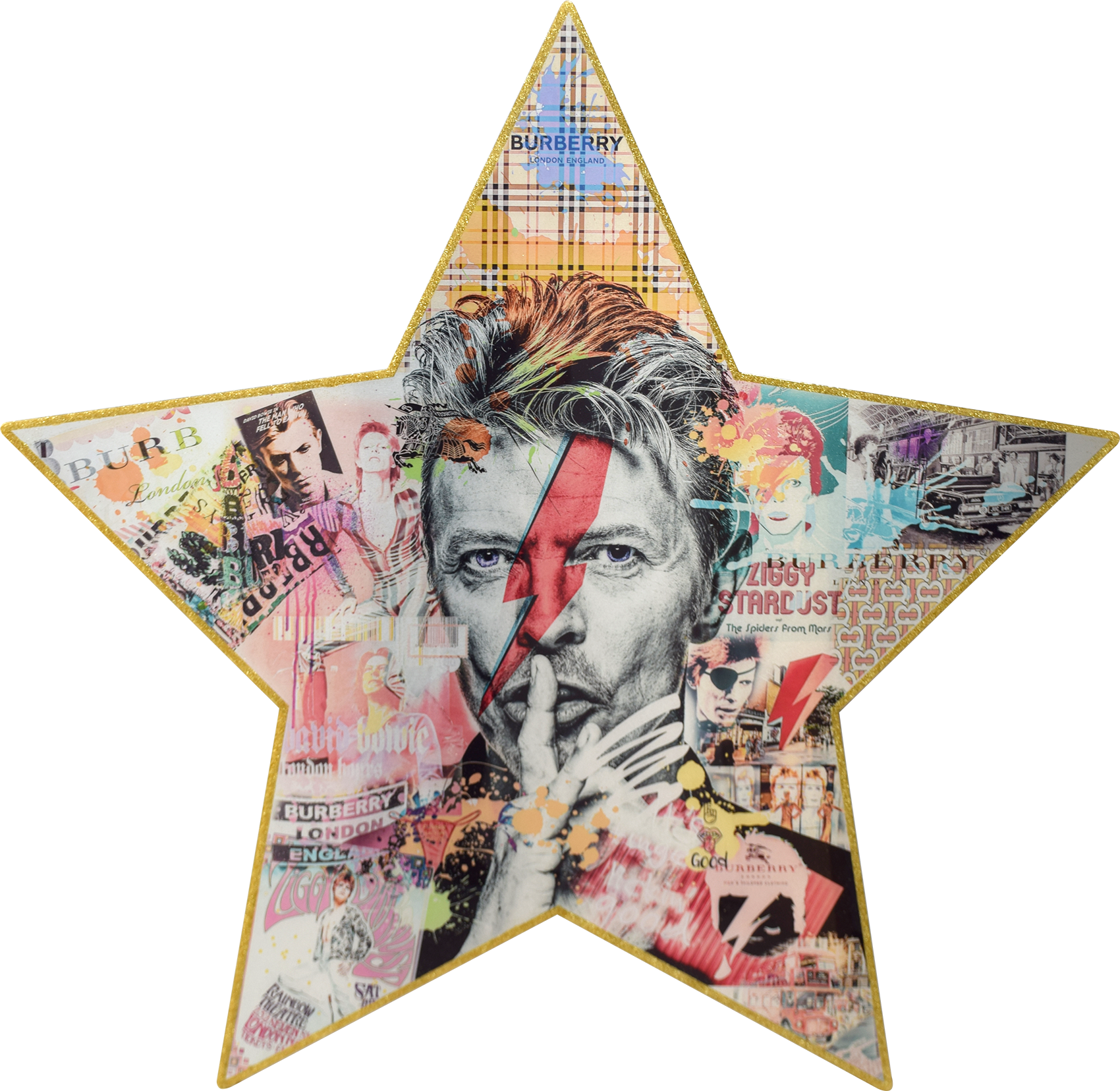 Diederik - Star of Fame (Bowie) , 4504-016-271