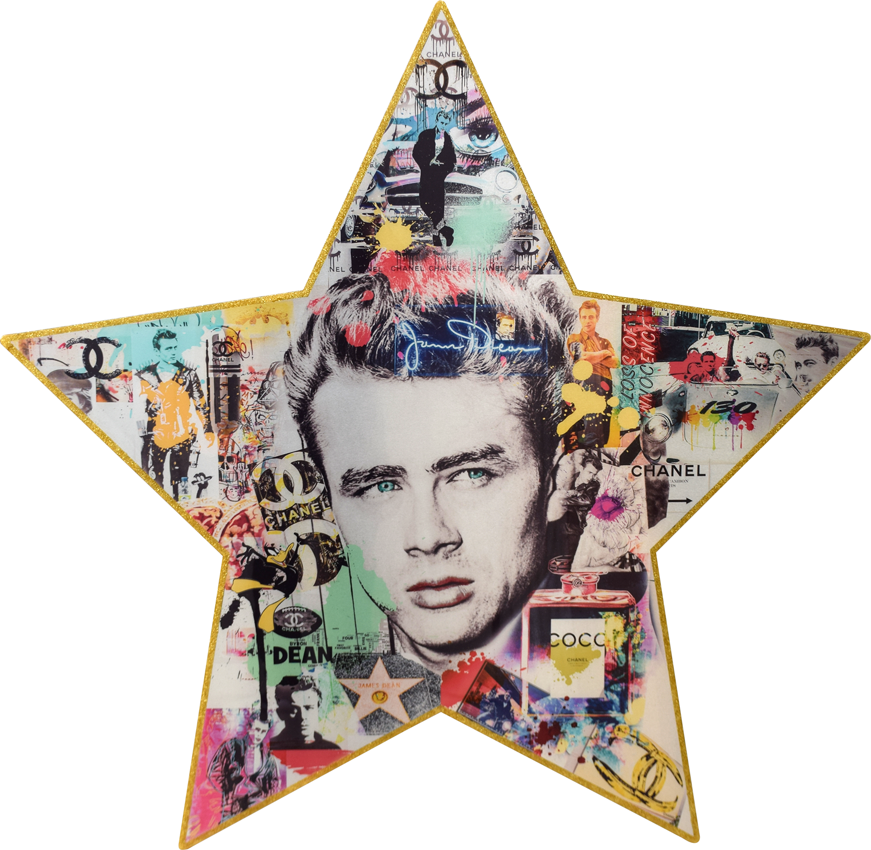 Diederik - Star of Fame (James Dean) , 4504-016-272
