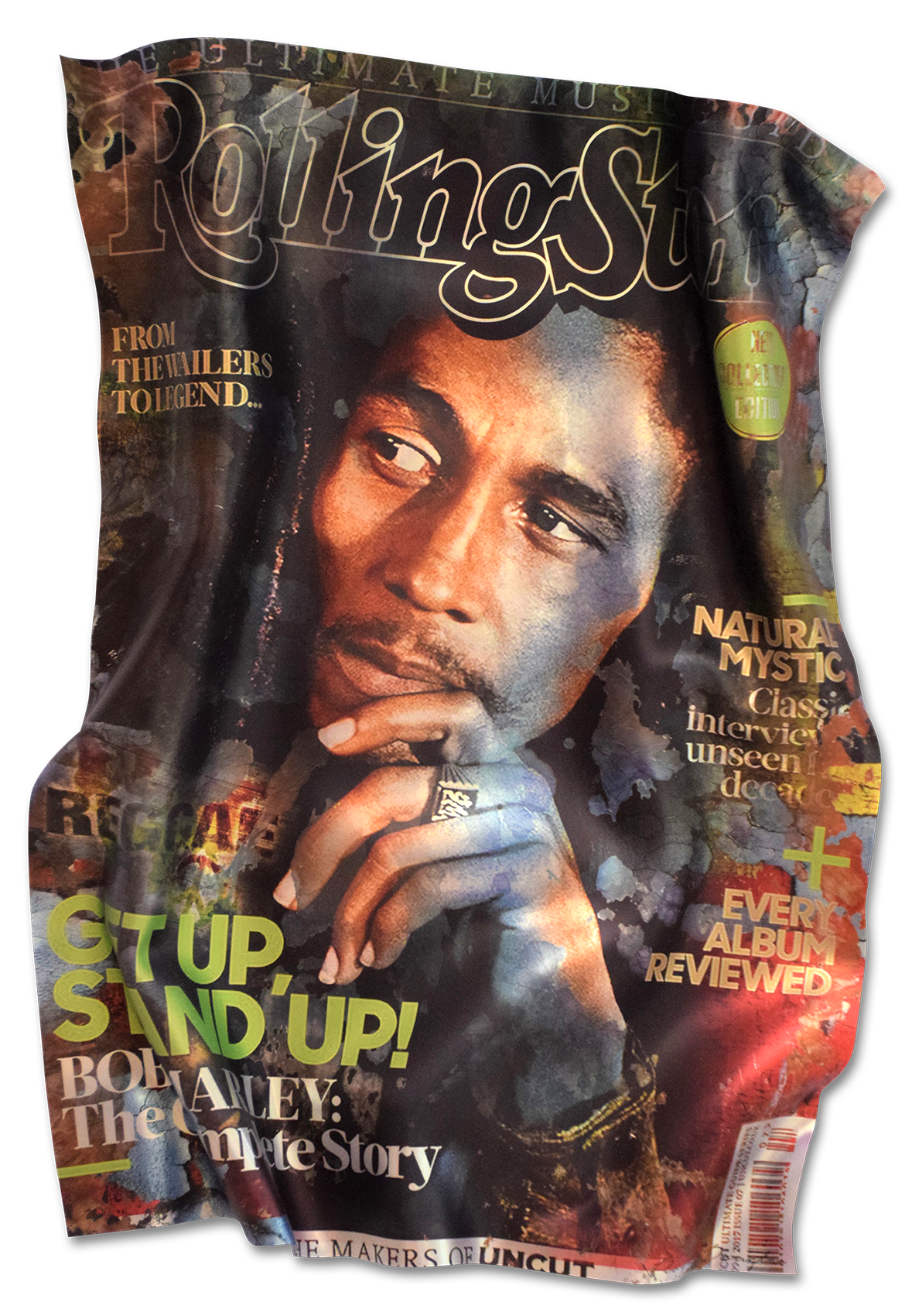 Floyd Douglas - Bob Marley , 0656-012-015