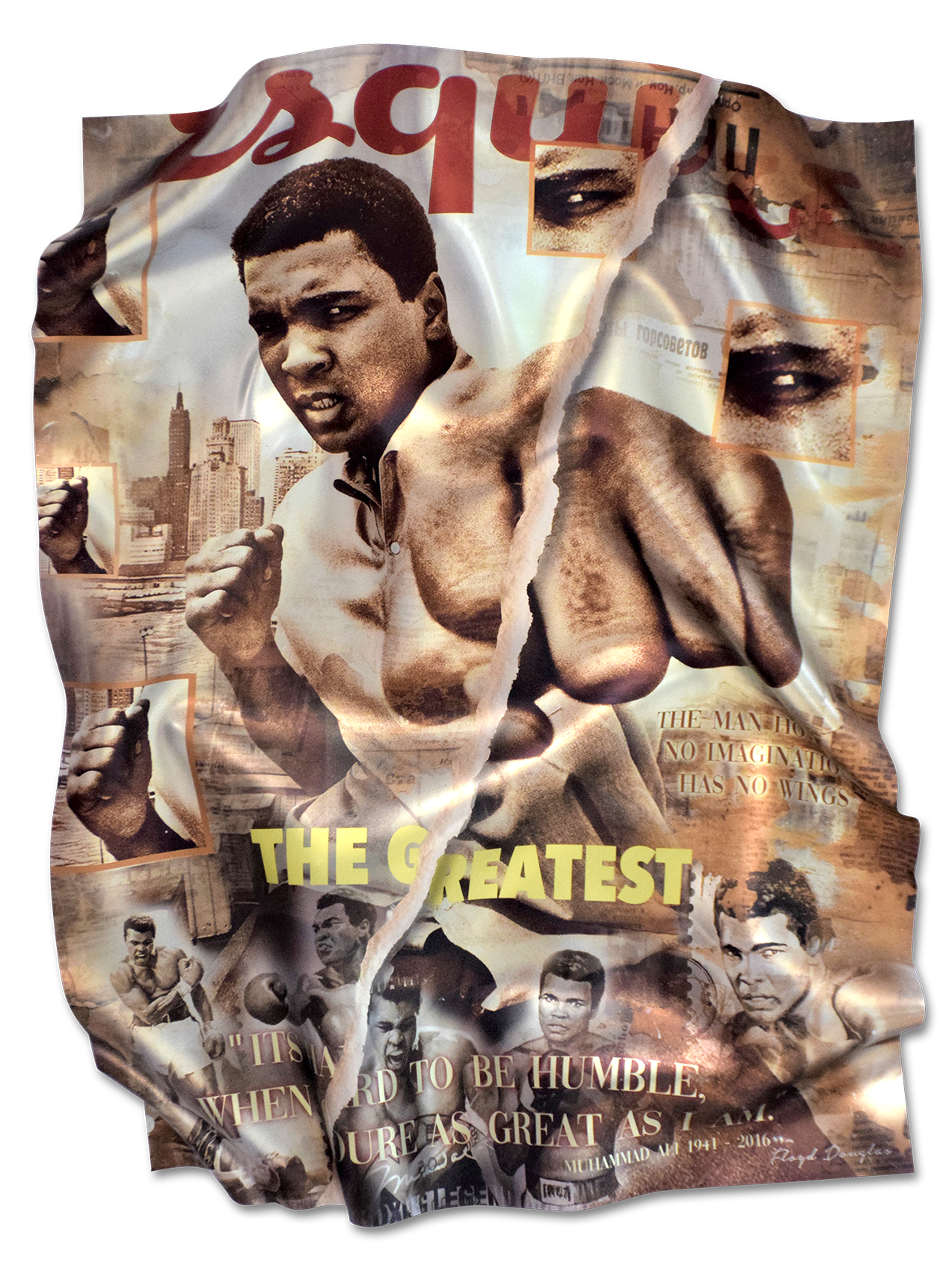 Floyd Douglas - The Greatest , 0656-012-023