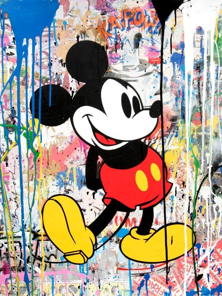 Mr. Brainwash - Mickey , 9003-012-022