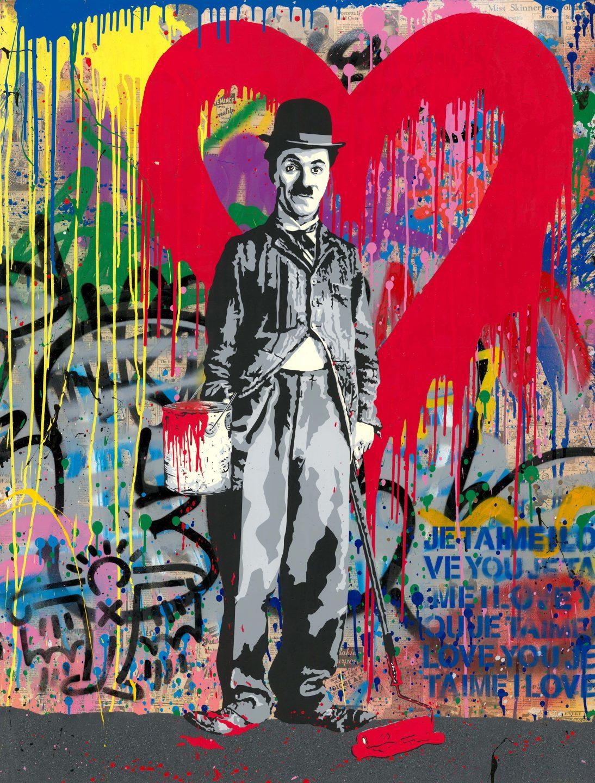 Mr. Brainwash - Chaplin , 9003-012-060
