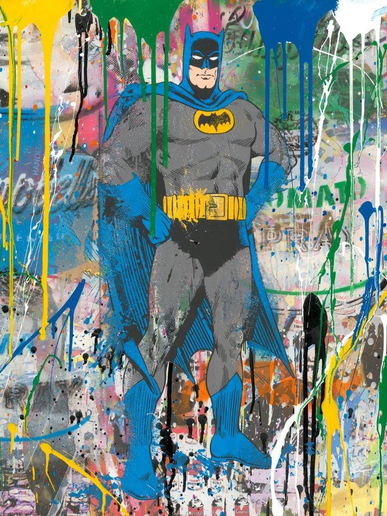 Mr. Brainwash - Batman , 9003-012-088