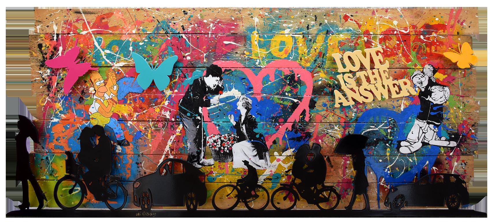 Uri Dushy - Urban Love , 9988-011-012