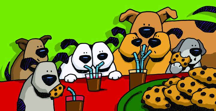 Ed Heck - Dog Party , 6575-004-001