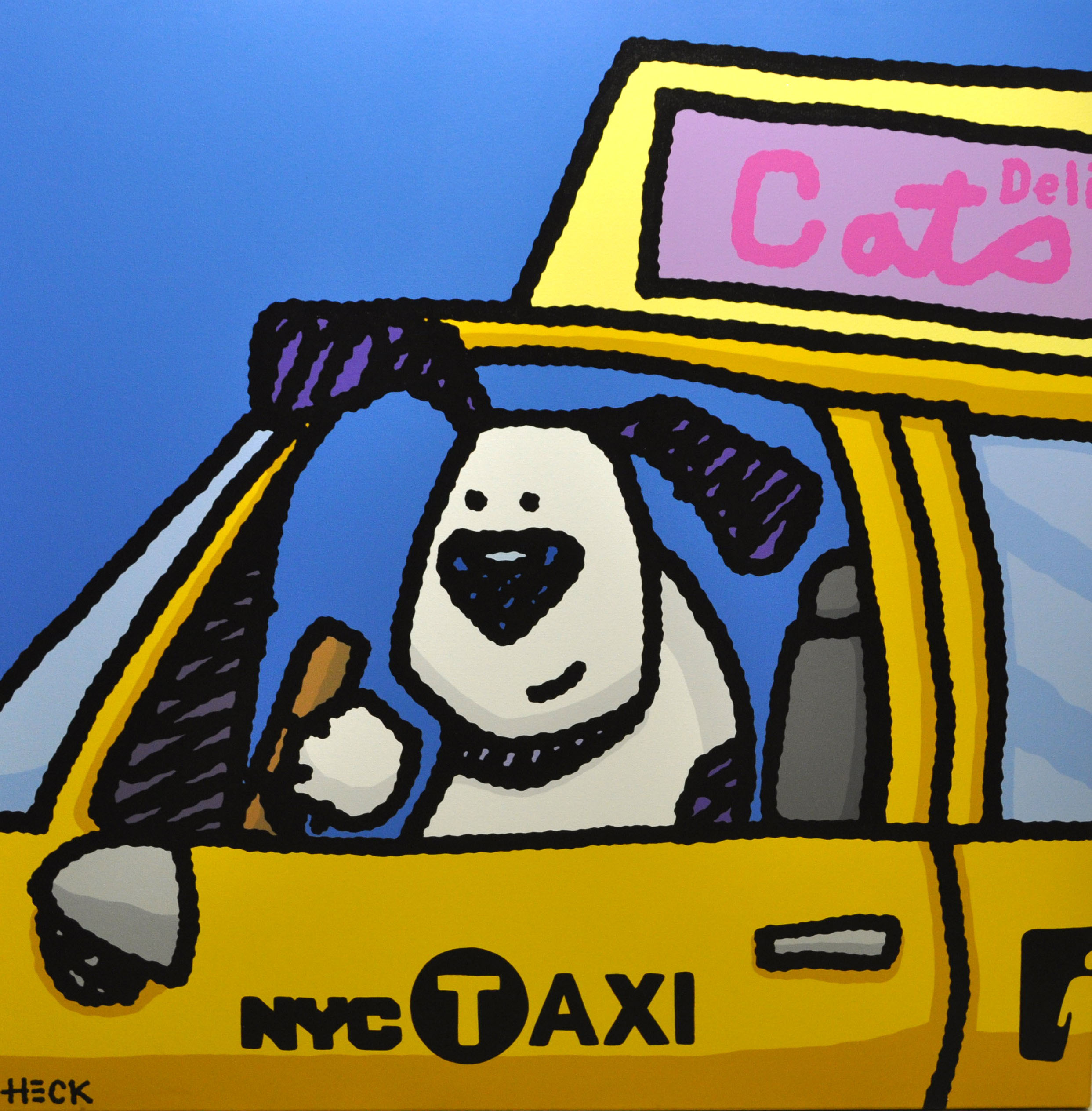 Ed Heck - Taxi Dog , 6575-004-008