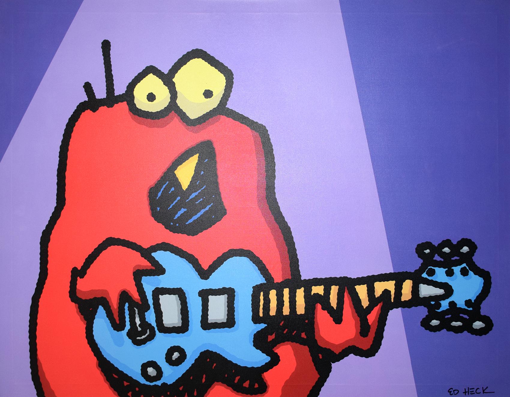 Ed Heck - Monster Guitar , 6575-004-012